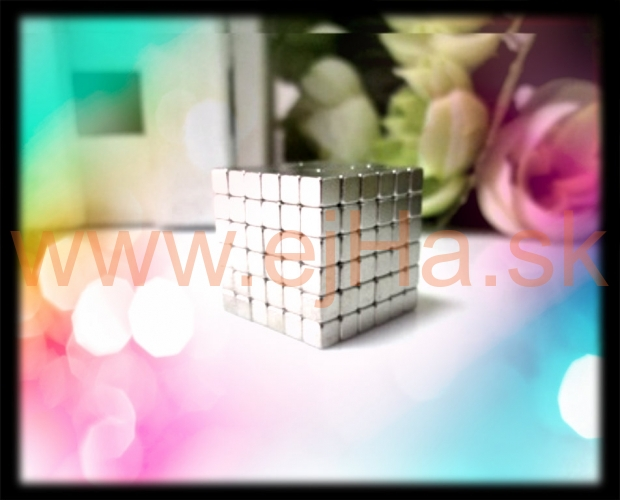 Hlavolam CuBe Exclusive 5x5 mm